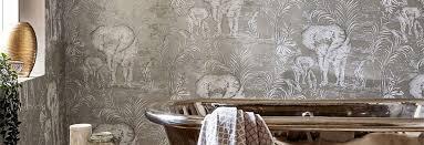 Wallpaper Designs Uk Designer Wallpaper Paint Home Decorating Chapel Interiors