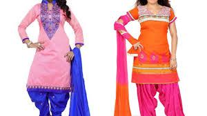 Punjabi Suit Stitching Designs 20 Latest Punjabi Salwar Suits To Know That Traditional
