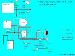 kick only wiring diagram welcome to the xs garage usa post by chopperduke on oct 26 2007 at 4 46pm
