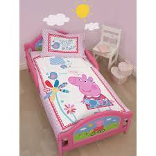 Peppa Pig Bedroom Peppa Pig Kids Bedding Home Decor Price Right Home