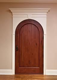 door. With Medium Mahogany Finish Zoom-in» Door