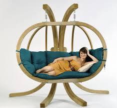 hanging chair. Amazonas Globo Royal Green Double Seater Hanging Chair - Simply Hammocks