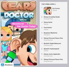 Ear Doctor Is 1 In Us Ipad Kids Charts Bluebear