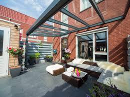 Terrasoverkapping Greenline 300x200 Cm Verandavillage