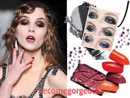 fall winter 2016 runway inspired makeup looks to try