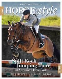Horse Style Magazine Fall 2019 By Horse Style Magazine