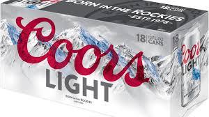 Case Coors Light Climb On New Marketing Theme For Coors Light Denver