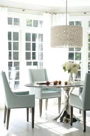 kitchen table light fixture ideas heather design dining rooms drum chandelier by and dining table by