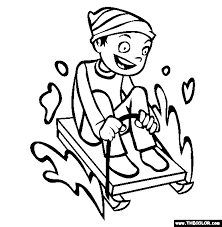 Small Picture Christmas Online Coloring Pages Page 1