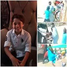شاهد | اختطاف طفل بانتزاعه من يد والدته أمام المارّة في مصر