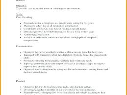 Homemaker Resume Samples Examples Plus From Custodian With Example ...