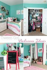 love this cute tween girls bedroom so many projects and organization ideas for decorating diy