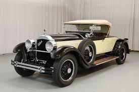 1928 packard 443 roadster hyman ltd clic cars