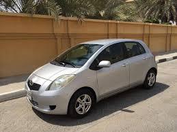 Used Toyota Yaris Hatchback 1.3L 2007 Car for Sale in Dubai ...