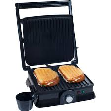 Non Stick Kitchen Appliances Cuizen Non Stick Grill With Panini Press Walmartcom