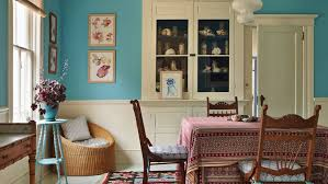 interior paint color trendsThese are the buzziest paint color trends of 2017