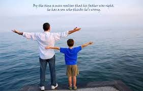 Father Quotes From Son Inspirational Loaded Rock Inspiration Father And Son Love Quotes