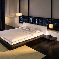Modern Bedroom Interiors Magnificent Modern Bed Photo Of Home Office Design Modern Bedroom