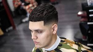 シーザーカットはどんな髪型画像動画で解説 男の髪型特集