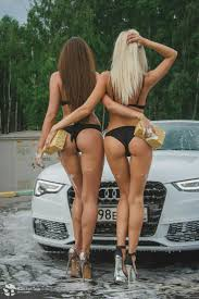 203 best images about Car wash Girls on Pinterest