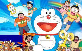 Top hình nền Nobita và những người bạn đẹp và dễ thương