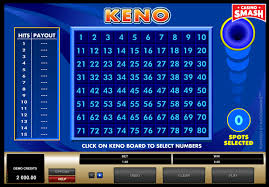 Video Keno Payout Chart How To Win At Keno 5 Tips That Actually Work Pokernews