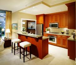 Kitchen Small Island Picture Of Kitchen Small Island Design With Breakfast Bar And Seating