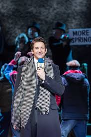 Translating a movie as beloved as *groundhog day * to the stage is no easy feat, but the cast here is in capable hands: Groundhog Day Musical Old Vic Theatre Review Petrified Forest