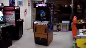 Sega's <b>classic</b> ZAXXON <b>Arcade Game</b> - Cabinet <b>design</b>, artwork ...