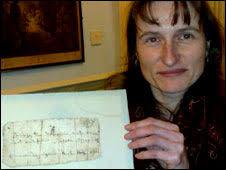 BBC NEWS | UK | England | Norfolk | Museum restoring Nelson food note
