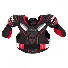 Youth Hockey Shoulder Pads Size Chart Bauer Nsx Youth Hockey Shoulder Pads