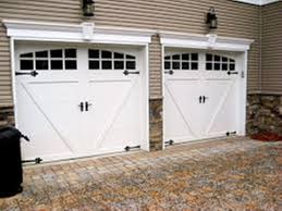 Outdoor: Modern And Stylish Design Carriage Garage Doors Home Depot ...