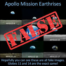 Apollonasa Hoax Flat Earth Meme Buster Posts Facebook