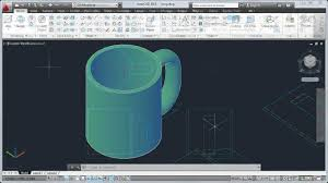 Cool Autocad Designs Autocad 2013 Tutorial How To Convert 2d To 3d Objects