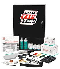 REMA TIP TOP - Tire Service Cabinets and Kits