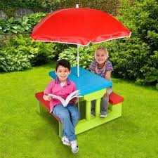 Kids Lounge Chairs With Umbrella  Home Design Garden Childrens Outdoor Furniture With Umbrella