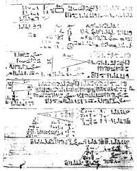 history of algebra   wikipedia egyptian algebraedit