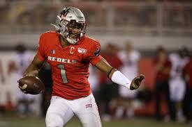 Armani Rogers Football University Of Nevada Las Vegas