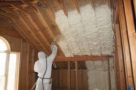 spray foam insulation expanding foam is an environmentally safe development in low density cellular plastics