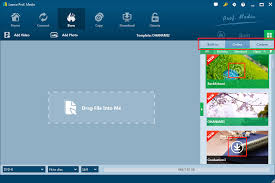 Online Menu Creator How To Customize Disc Menu With Leawo Dvd Creator