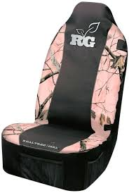 realtree car seat covers seat cover in pink camouflage baby car seat covers