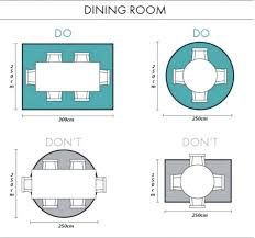 what size rug for dining room dining room average size dining room height a