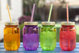 Decorating Mason Jars For Drinking Awesome 100 Diy Mason Jar Cups Guide Patterns In Plastic Mason 98