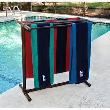 pvc rack outdoor spa and pool towel rack designs throughout holder pvc towel rack diy pvc rack for polaris ranger