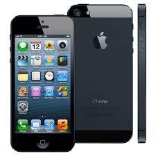 Apple iPhone 5 32GB Smartphone Unlocked GSM Black Good