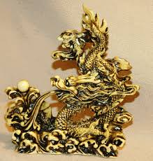 feng shui for success resin chinese dragon holding pearl of wisdom chinese feng shui dragon