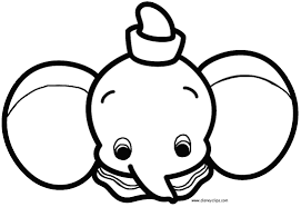 Small Picture Disney Cuties Coloring Pages itgodme