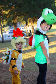diy toad costume new yoshi and bowser costume diy