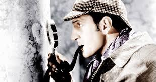 Billedresultat for Sherlock Holmes tegninger