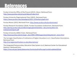 Purdue University Organizational Chart Purdue University Snapshot Ppt Download